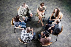 Grupu terapija